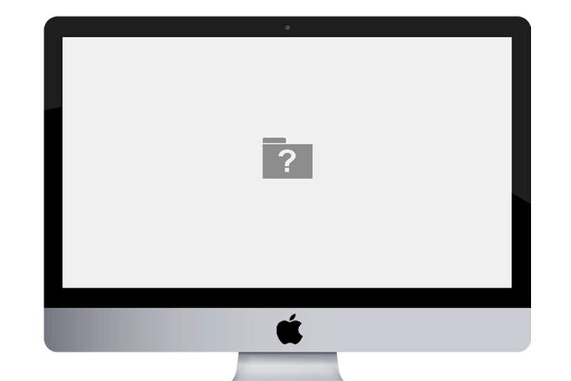 iMac with corruputed storage drive or operating system